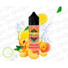 Lemonade Nation Peach Lemonade 50mL