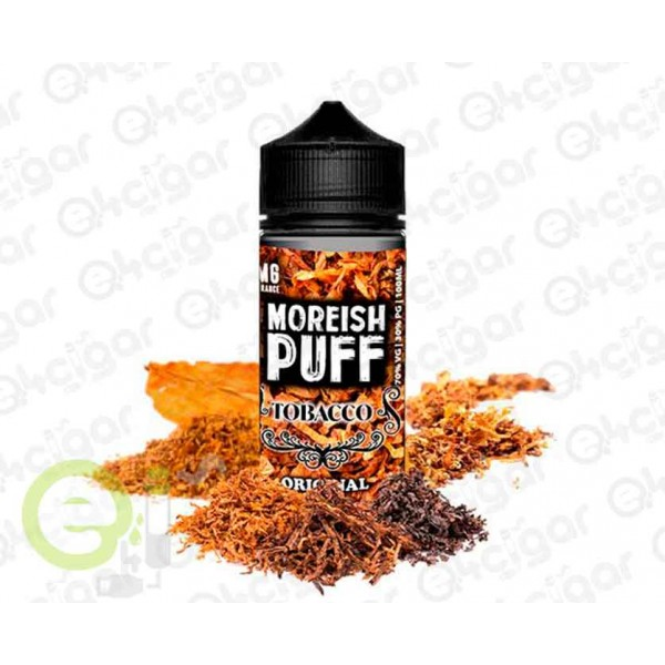 Moreish Puff Tobacco Original 100ml