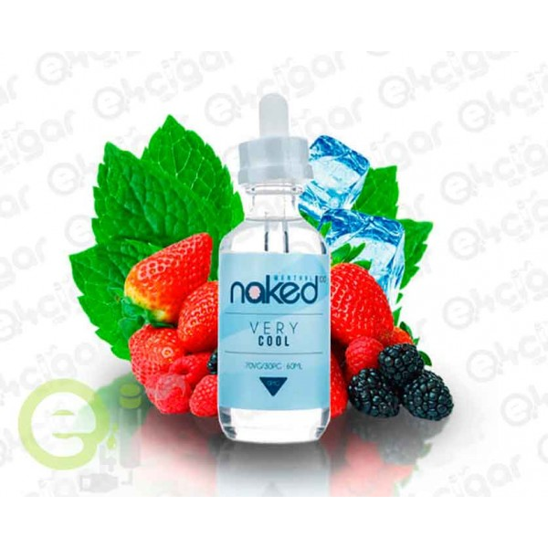 Naked Very Cool 50mL