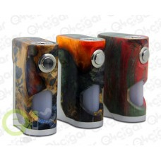 Arctic Dolphin Soul Stabilized Wood Squonk
