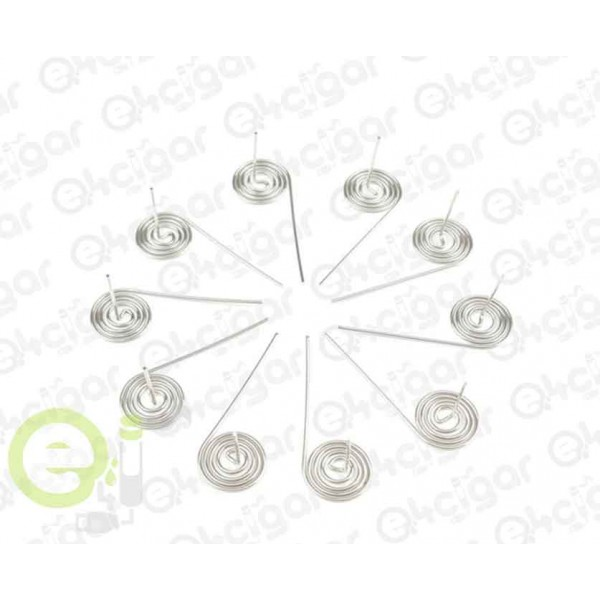 DAMN VAPE Resistencia Lolly 10pcs