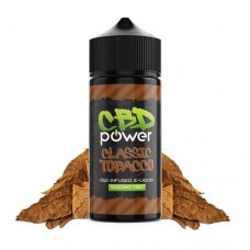 CBDPower Classic Tobacco 100ml