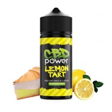 CBDPower Lemon Tart 100ml