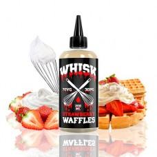 Whisk Strawberry Waffles 200ml