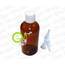 Frasco de Topacio DIN 28 (100 ml)