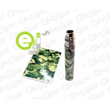 Autocolante para bateria Ego 900mah modelo 11