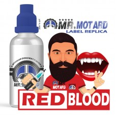 Aroma MR. MOTARD REPLICA Red Blood