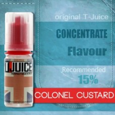 Aroma TJUICE Colonel Custard 30ml