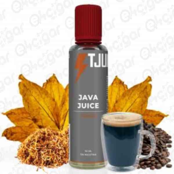 TJUICE Java Juice 50ml