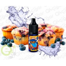 Aroma Big Mouth Blueberry Muffin Buns