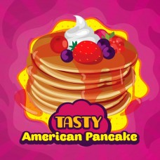Aroma Big Mouth Tasty American Pancake