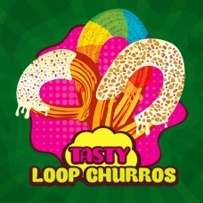 Aroma Big Mouth Tasty Loop Churros