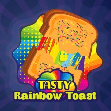 Aroma Big Mouth Rainbow Toast