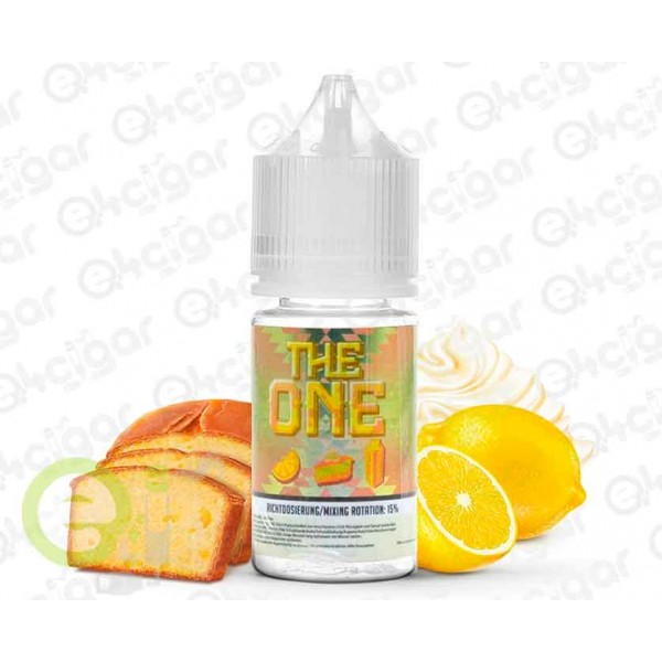 Aroma Beard Vape The One Lemon 30ml