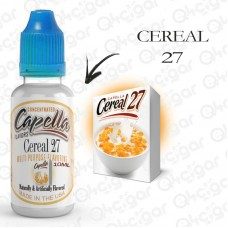 Aroma Capella Cereal 27
