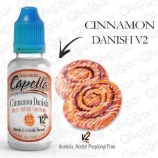 Aroma Capella Cinnamon Danish Swirl v2