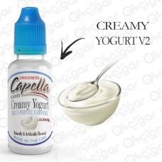 Aroma Capella Creamy Yogurt