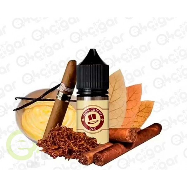 Aroma PGVG Labs Don Cristo Custard 30ml