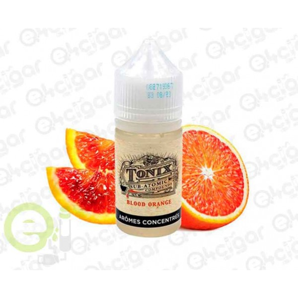 Aroma Element e-Liquid Tonix Blood Orange 30mL