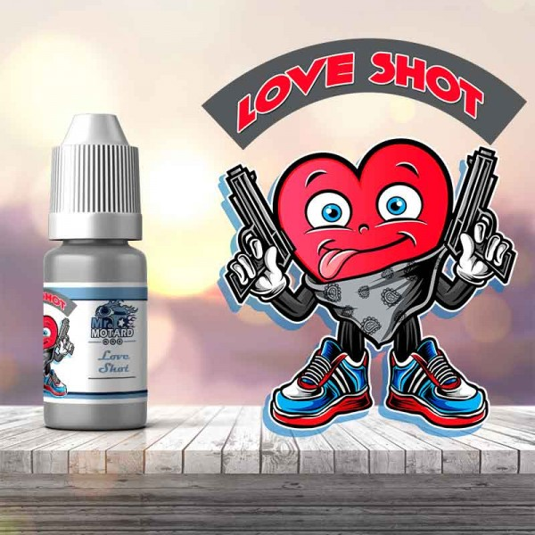 Aroma MR. MOTARD Love Shot