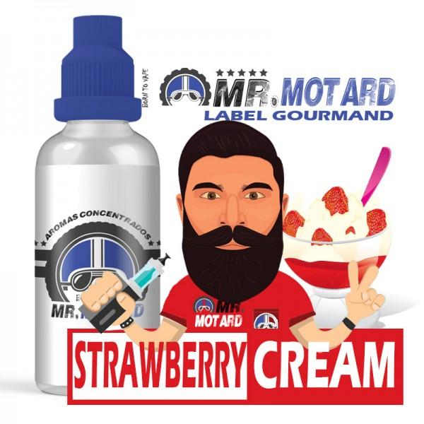 Aroma MR. MOTARD Creme Morango