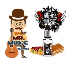 Aroma MR. MUSIC Metal
