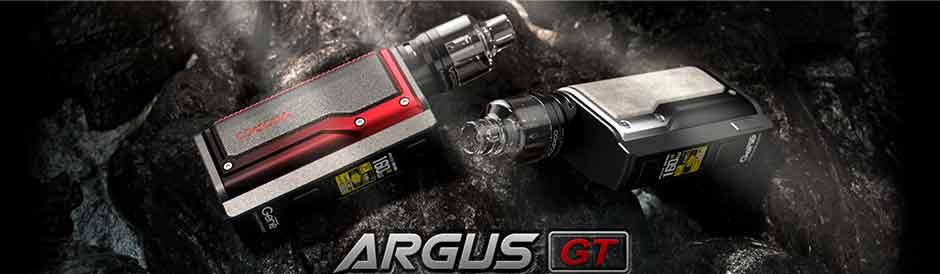 VOOPOO Argus GT 160W TC Kit com PnP Tank 4.5ml