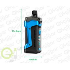 Geekvape Aegis Boost Plus 40W 18650 Pod Kit