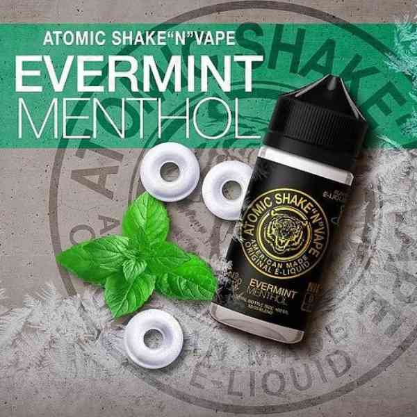 Atomic By Halo Evermint Menthol 50ml