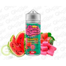 Burst My Bubble Strawberry Watermelon Bubblegum 100ml