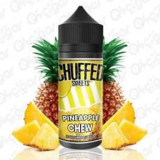 Chuffed Sweets Pineapple Chew 100ml