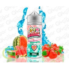 Ice Love Lollies Strawberry Watermelon 100ml