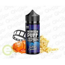 Moreish Puff Salted Caramel Popcorn 100ml