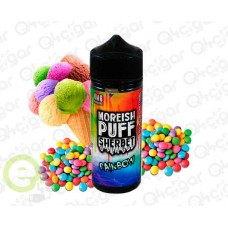 Moreish Puff Sherbet Rainbow 100ml