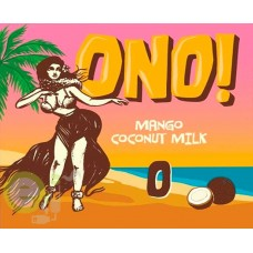 Ono eJuice Mango Coconut Milk 50ml