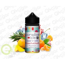 Paradise icle by Halo Frozen Fruit Punch 50ml