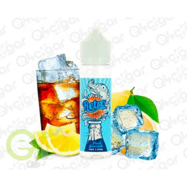 Blaxlab Inc Retro Soda Fresh Lemonade 50ml