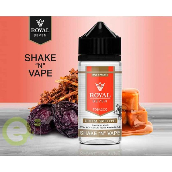 Royal Seven By Halo Ultra Smooth 50ml