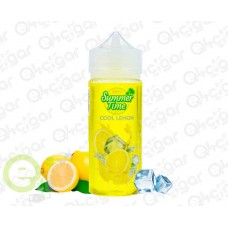 Vapy Summer Time Cool Lemon 100ml