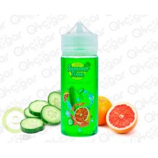 Vapy Summer Time Green Splash 100ml