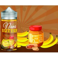 Voop Juice Nana Butter by ButtaBeer Mix and Vape 100mL
