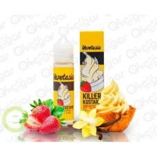 Vapetasia Killer Kustard Strawberry 50ML