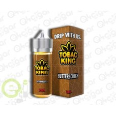 Tobac King Butterscotch 100ml